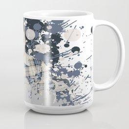 Liam paint splatter Coffee Mug