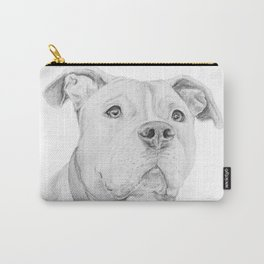 A Pit Bull :: Misunderstood Carry-All Pouch