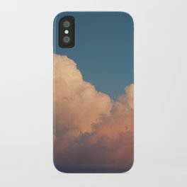Skies 02 iPhone Case