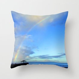 Hawaiian Promise Throw Pillow