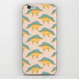 Stegossaur iPhone Skin