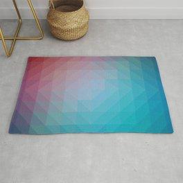 Blend Pixel Color 6 Rug