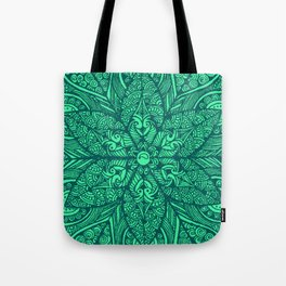 Green Fables Tote Bag