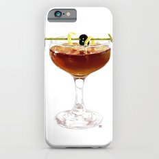Game Set Match cocktail iPhone 6s Slim Case