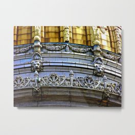 It's All About the Details Metal Print