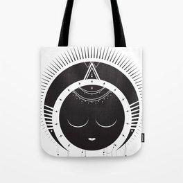 MoonSun Goddess Tote Bag