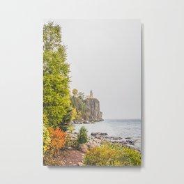 Split Rock Lighthouse, Minnesota 15 Metal Print