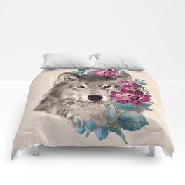 Gently Ferocious Comforters