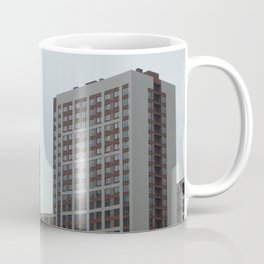 New construction of a new residential complex Coffee Mug