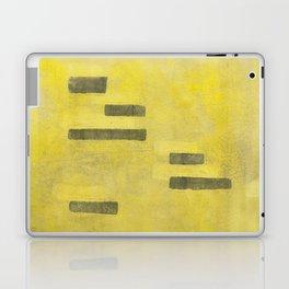 Stasis Gray & Gold 3 Laptop & iPad Skin