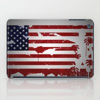 the walking dead iPad Cases featuring walking dead by Molnár Roland
