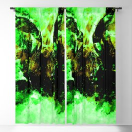tarantula fangs wsbtg Blackout Curtain