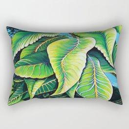 Julie's Jungle Rectangular Pillow