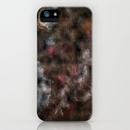 Colorful 08 iPhone Case