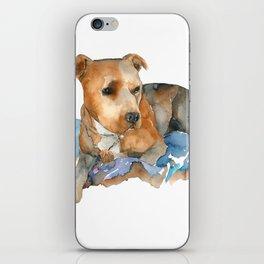 DOG#21 iPhone Skin