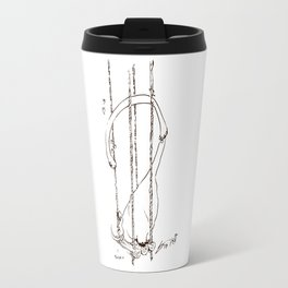 Dinovemberbecher für Manuela Travel Mug