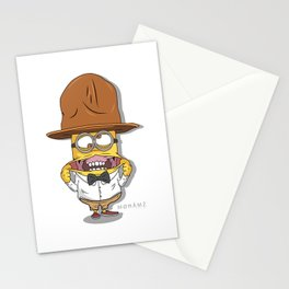 Pharrell Minion Stationery Cards