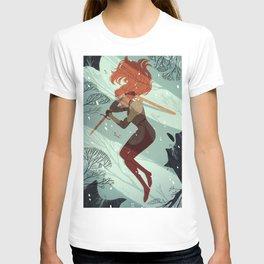 2 of Swords T-shirt