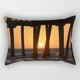 Newport Calm  Rectangular Pillow