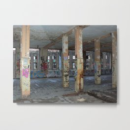 Lost in time, lost places Metal Print
