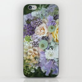 Springtime Pastels iPhone Skin