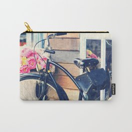 Life is Like Riding a Bicycle. Carry-All Pouch
