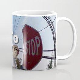 STOP LYING Coffee Mug