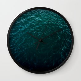 Depth Wall Clock