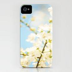 Summer snow iPhone (4, 4s) Slim Case
