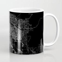 tucson map Coffee Mug
