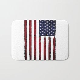 United states flag Bath Mat