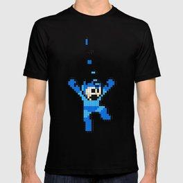 Megaman Tetris T-shirt