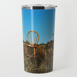 lonely chair Travel Mug