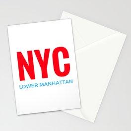 NYC Lower Manhattan Stationery Cards