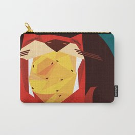 cat&birds Carry-All Pouch