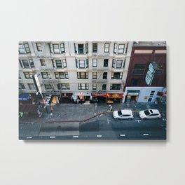 Stockton Street Metal Print
