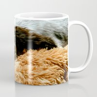 coco Mugs featuring Coco by Sandra Ireland Images