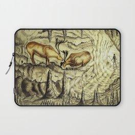 Rock Shelter Reindeer Laptop Sleeve