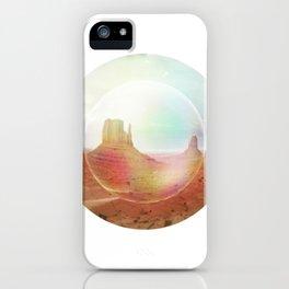 Monument  iPhone Case