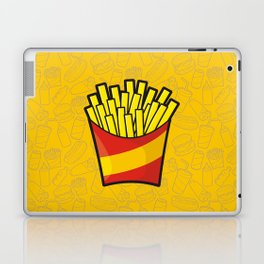 French Fries Laptop & iPad Skin