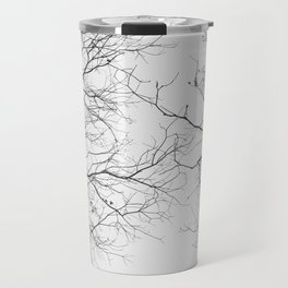 Tree Foliage Travel Mug