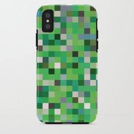 Pixel Painting iPhone Case