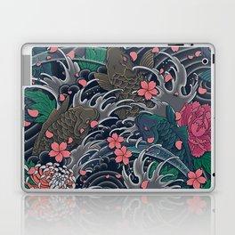 Blossom Blizzard Laptop & iPad Skin