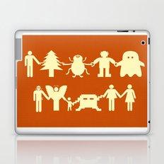 Let's Get Along Laptop & iPad Skin