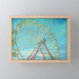 Ferris Wheel I Framed Mini Art Print