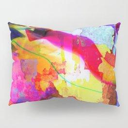 Neon Magic Pillow Sham