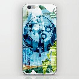 """Fallout """"The Brotherhood of Steel"""" iPhone Skin"""