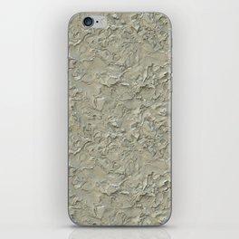 Rough Plastering Texture iPhone Skin