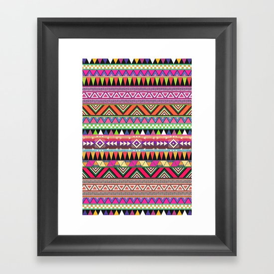 OVERDOSE Framed Art Print