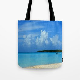 One More Day in The Paradise Tote Bag